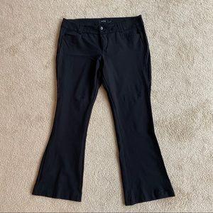 Torrid black dress pants size 20T